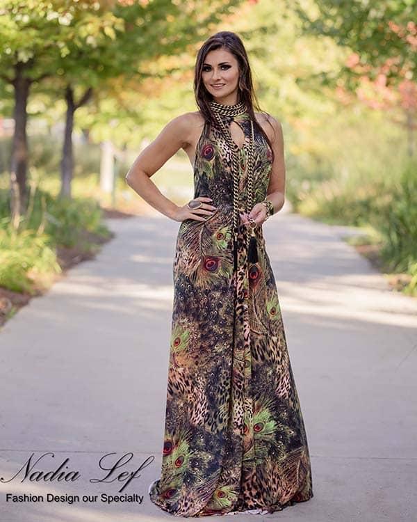Custom Evening Dress Toronto