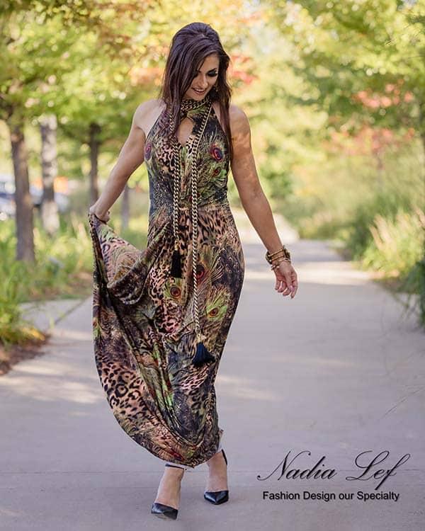 Custom Event Gown Vaughan
