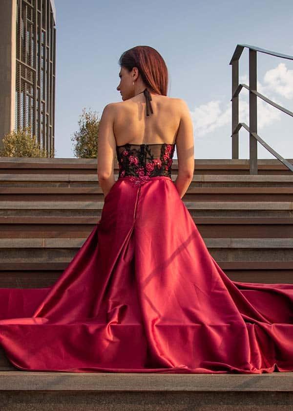 Prom Dress Alteration Vaughan