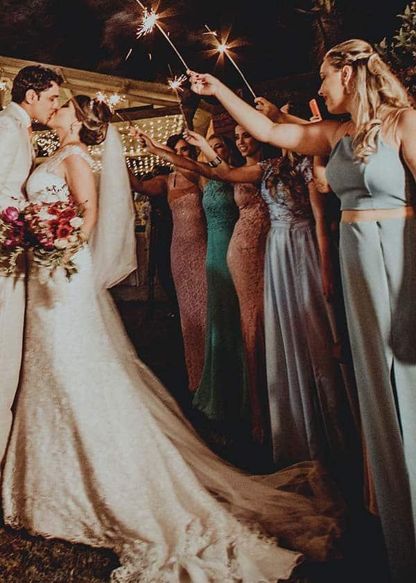 Wedding Party Dress Alteration