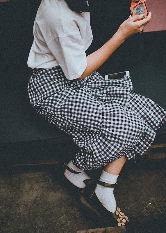 Top & Skirt Hemming