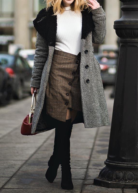 Women Coat Alteration