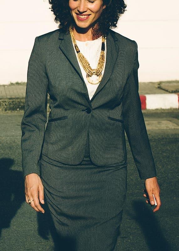 Women Suit Alteration