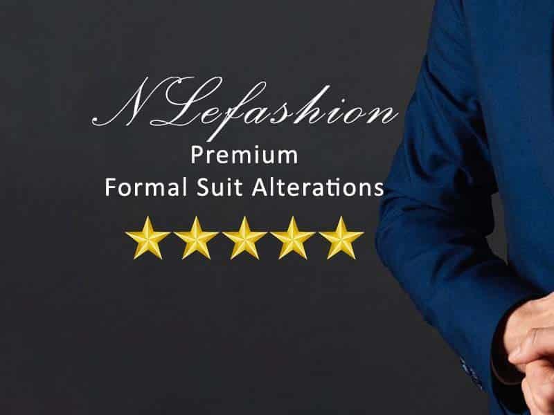 Toronto Suit Alterations