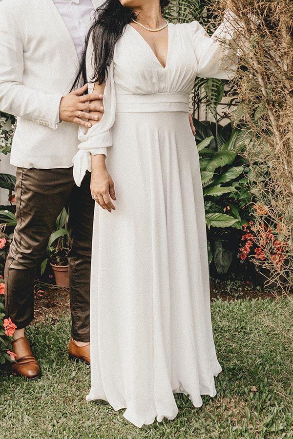 Empire Wedding Dress