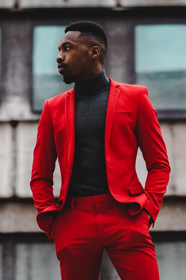 Red Suit Alterations